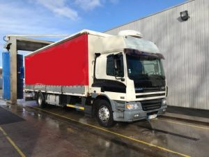 Camion porteur Daf CF75 250 Occasion