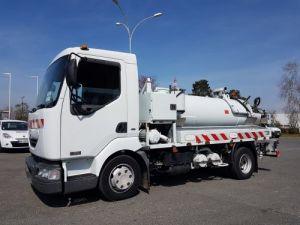 Camion porteur Renault Midlum Hydrocureur 150dci.08/B HUWER 4m3 Occasion