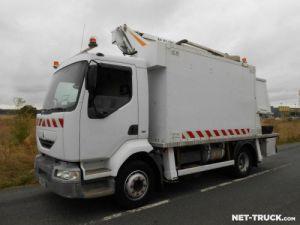 Camion porteur Renault Midlum Nacelle élévatrice Occasion