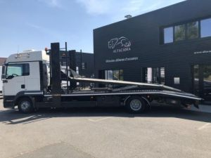 Camion porteur Man TGL Plateau porte voiture 10.250 Occasion