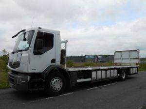 Camion porteur Renault Premium Plateau 280dxi.19D Occasion