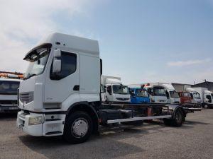 Camion porteur Renault Premium Porte container 410dxi.19 CAISSE MOBILE 7m80 Occasion