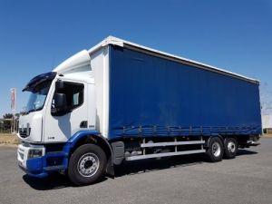 Camion porteur Renault Premium Lander Rideaux coulissants 340dxi.26 6x2 S euro 5 Occasion