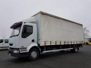 Camion porteur Renault Midlum Rideaux coulissants 220dci.16/C Occasion