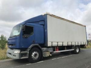 Camion porteur Renault Premium Rideaux coulissants 260.19 Occasion
