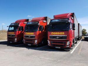 Camion porteur Volvo FH Rideaux coulissants FH 460 6X2 JUMBO Occasion