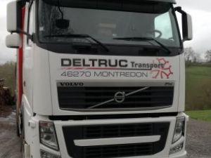 Camion porteur Volvo FH540 Occasion