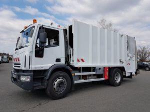 Camión Iveco EuroCargo Recolector compactador 190 EL 28 BOM Occasion