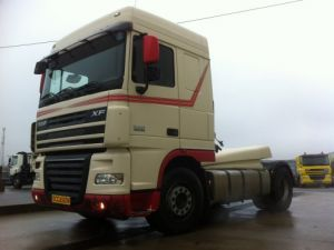 Camion tracteur Daf XF XF-105 HYDRAULIQUE Occasion