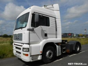Camion tracteur Man TGA Occasion