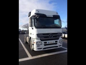 Camion tracteur Mercedes Actros 1841 Espace Euro 5 Occasion