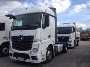 Camion tracteur Mercedes Actros 1851 Megaspace Euro 5 Occasion