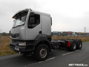 Camion tracteur Renault Kerax Occasion