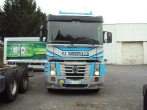 Camion tracteur Renault Magnum 480 DXI Occasion