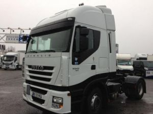 Camión tractor Iveco Stralis AS440S45 TP Euro 5 Occasion