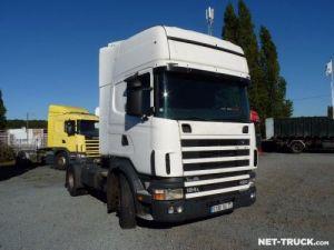 Camión tractor Scania R Occasion