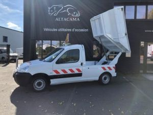 Chassis + body Citroen Berlingo Back Dump/Tipper body BENNE A BEC Occasion