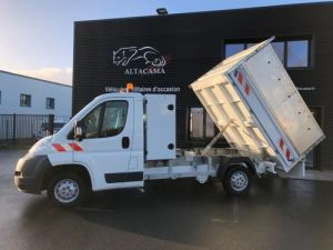 Chassis + body Citroen Jumper Back Dump/Tipper body BENNE AVEC REHAUSSES- COFFRE Occasion