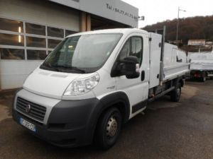 Chassis + body Fiat Ducato Back Dump/Tipper body 130 CV Occasion