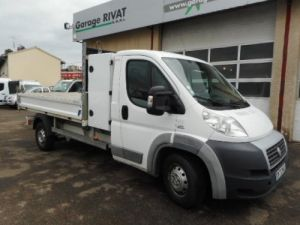 Chassis + body Fiat Ducato Back Dump/Tipper body MTJ 130 Occasion