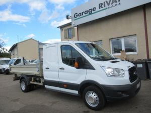 Chassis + body Ford Transit Back Dump/Tipper body TDCI 130 BENNE Occasion