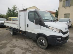 Chassis + body Iveco Daily Back Dump/Tipper body 35C14 BENNE + COFFRE Occasion