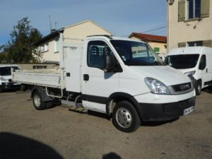 Chassis + body Iveco Daily Back Dump/Tipper body 35C15 BENNE + COFFRE Occasion