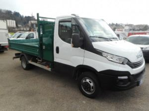 Chassis + body Iveco Daily Back Dump/Tipper body 35C18 BENNE + COFFRE Occasion