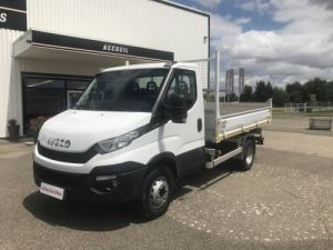 Chassis + body Iveco Daily Back Dump/Tipper body 70C21 BV6 Occasion