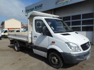 Chassis + body Mercedes Sprinter Back Dump/Tipper body 511 BENNE Occasion