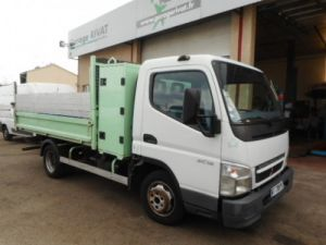 Chassis + body Mitsubishi Canter Back Dump/Tipper body 3C13 Occasion