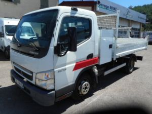 Chassis + body Mitsubishi Canter Back Dump/Tipper body 3C13 BENNE + COFFRE Occasion