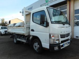 Chassis + body Mitsubishi Canter Back Dump/Tipper body 3S13 Occasion