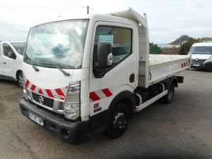 Chassis + body Nissan Cabstar Back Dump/Tipper body 35.13 BENNE Occasion