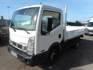 Chassis + body Nissan Cabstar Back Dump/Tipper body 35.14 BENNE NT400 Occasion