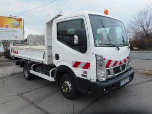 Chassis + body Nissan Cabstar Back Dump/Tipper body NT400 35.13 BENNE Occasion