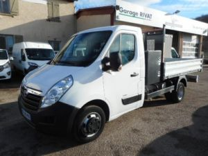 Chassis + body Opel Movano Back Dump/Tipper body CDTI 130 BENNE + COFFRE Occasion