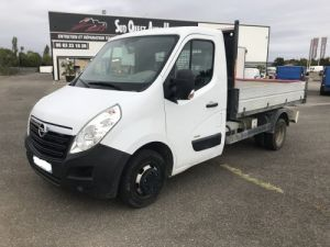 Chassis + body Opel Movano Back Dump/Tipper body DCI 125CV CLIM Occasion