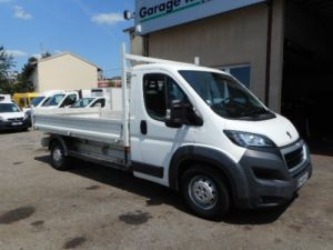 Chassis + body Peugeot Boxer Back Dump/Tipper body HDI 130 BENNE Occasion