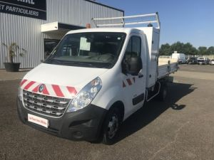 Chassis + body Renault Master Back Dump/Tipper body 2.3 DCI 125CV GRAND CONFORT  Occasion