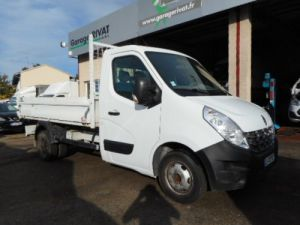 Chassis + body Renault Master Back Dump/Tipper body DCI 125 Occasion