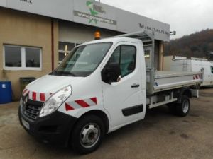 Chassis + body Renault Master Back Dump/Tipper body DCI 125 BENNE Occasion