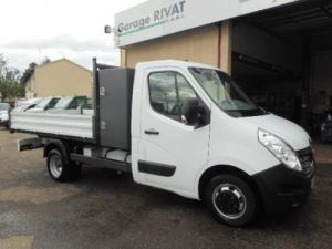 Chassis + body Renault Master Back Dump/Tipper body DCI 125 BENNE + COFFRE Occasion