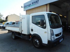 Chassis + body Renault Maxity Back Dump/Tipper body 140 DXI BENNE + COFFRE Occasion