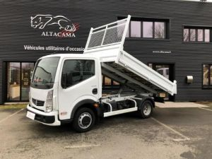 Chassis + body Renault Maxity Back Dump/Tipper body BENNE CROCHET 110 cv Occasion