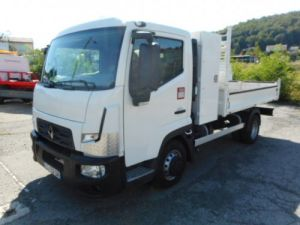 Chassis + body Renault D Back Dump/Tipper body D35 BENNE + COFFRE Occasion