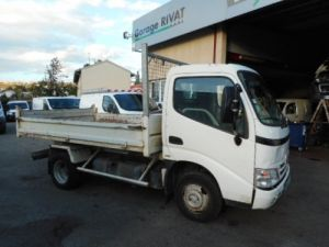 Chassis + body Toyota Dyna Back Dump/Tipper body 110 BENNE Occasion