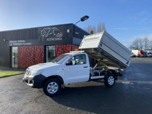Chassis + body Toyota Hilux Back Dump/Tipper body 144 HILUX 4x4 BENNE TREUIL  Occasion
