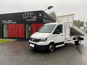 Chassis + body Volkswagen Crafter Back Dump/Tipper body 177 BUSINESS LINE BENNE COFFRE CROCHET Occasion