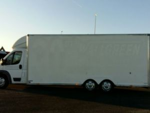 Chassis + body Fiat Ducato Box body PACK PROFESSIONAL Occasion